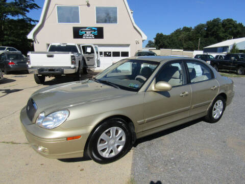 2003 Hyundai Sonata for sale at Your Next Auto in Elizabethtown PA