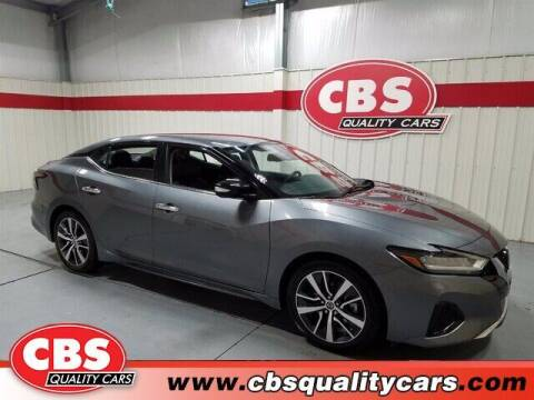 2020 Nissan Maxima for sale at CBS Quality Cars in Durham NC