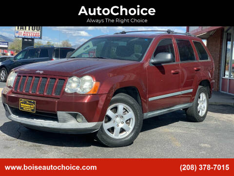 2008 Jeep Grand Cherokee for sale at AutoChoice in Boise ID