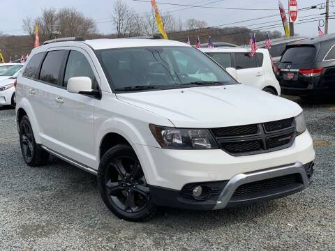 2018 Dodge Journey for sale at A&M Auto Sale in Edgewood MD