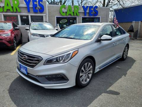 2016 Hyundai Sonata for sale at Car Yes Auto Sales in Baltimore MD