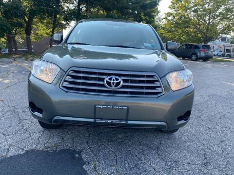 2008 Toyota Highlander for sale at Welcome Motors LLC in Haverhill MA