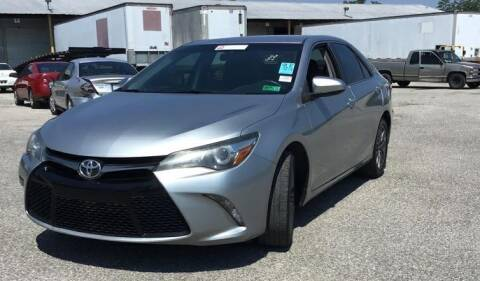 2015 Toyota Camry for sale at Rayyan Auto Mall in Lexington KY