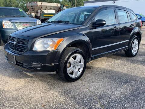 2008 Dodge Caliber for sale at HIGHLINE AUTO LLC in Kenosha WI