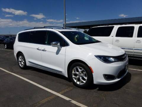 2020 Chrysler Pacifica for sale at Shamrock Group LLC #1 in Pleasant Grove UT