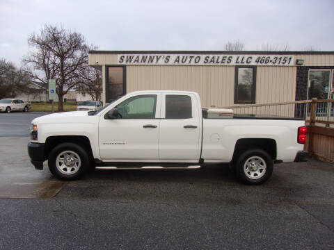2016 Chevrolet Silverado 1500 for sale at Swanny's Auto Sales in Newton NC