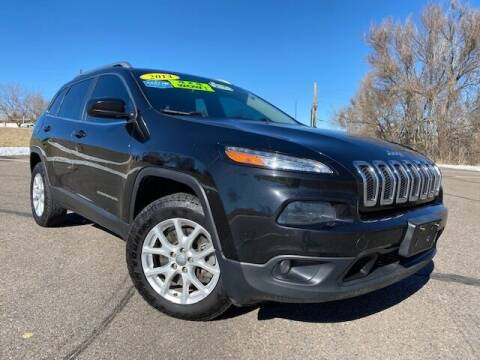 2014 Jeep Cherokee for sale at UNITED Automotive in Denver CO