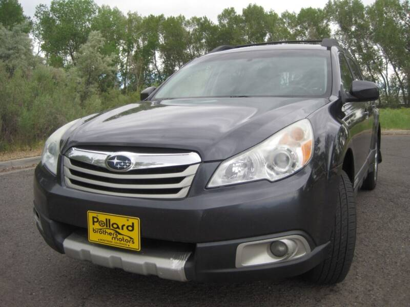 2012 Subaru Outback for sale at Pollard Brothers Motors in Montrose CO