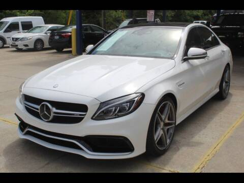 2016 Mercedes-Benz C-Class for sale at Inline Auto Sales in Fuquay Varina NC