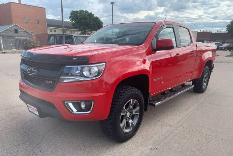 2015 Chevrolet Colorado for sale at Spady Used Cars in Holdrege NE