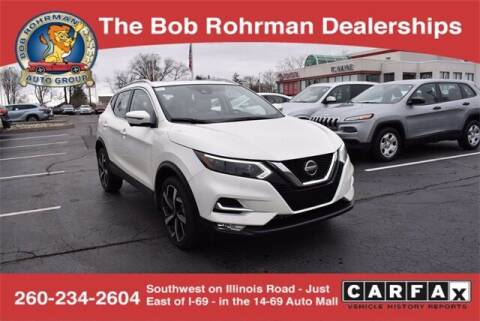 2020 Nissan Rogue Sport for sale at BOB ROHRMAN FORT WAYNE TOYOTA in Fort Wayne IN