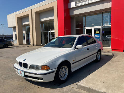 1998 BMW 5 Series for sale at Thumbs Up Motors in Warner Robins GA