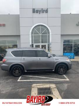 2017 Nissan Armada for sale at Bayird Truck Center in Paragould AR