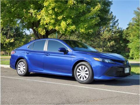 2018 Toyota Camry Hybrid for sale at Elite 1 Auto Sales in Kennewick WA