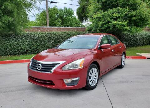 2015 Nissan Altima for sale at International Auto Sales in Garland TX