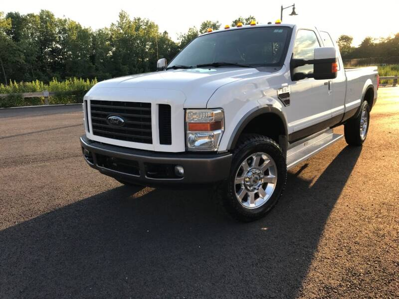 2008 Ford F-250 Super Duty for sale at CLIFTON COLFAX AUTO MALL in Clifton NJ