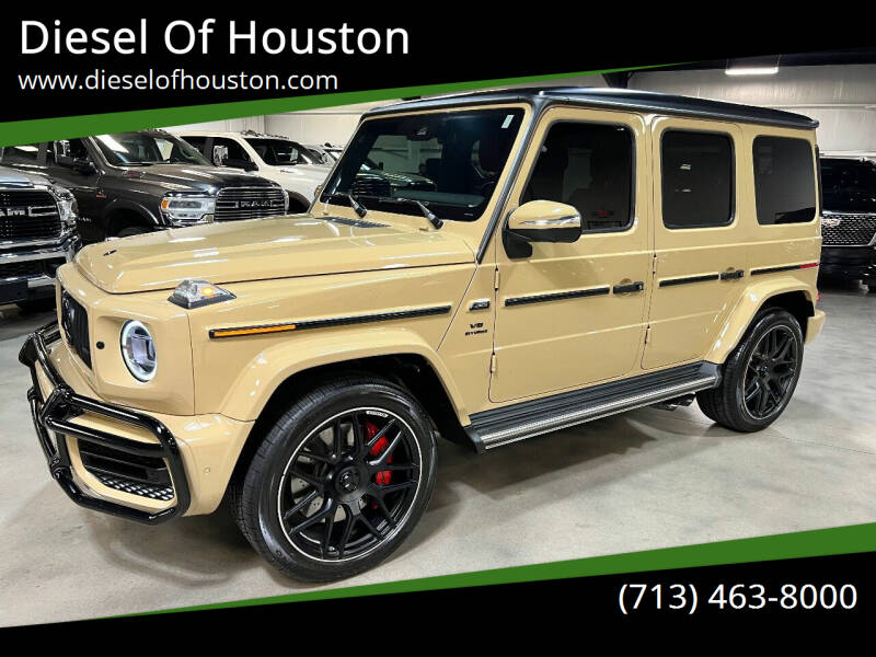 2021 Mercedes-Benz G-Class for sale at Diesel Of Houston in Houston TX