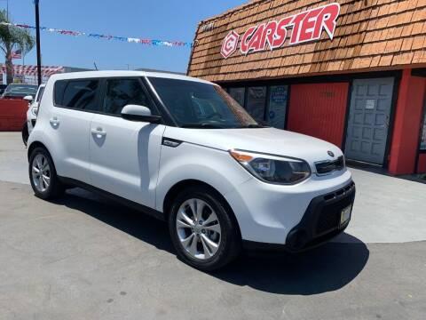 2015 Kia Soul for sale at CARSTER in Huntington Beach CA