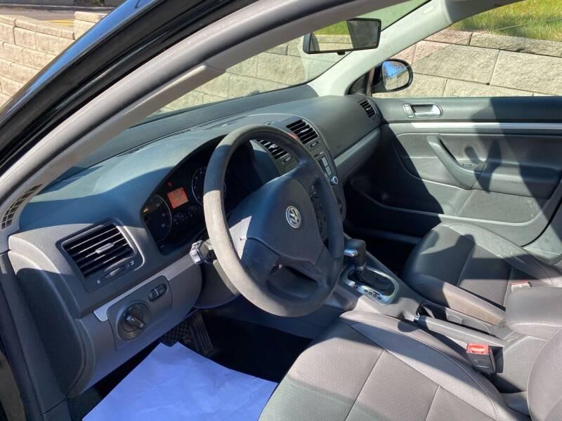 2007 Volkswagen Jetta 2.5 PZEV 4dr Sedan (2.5L I5 5M) - Willow Grove PA