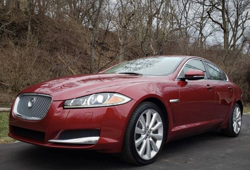 2013 Jaguar XF for sale at The Motor Collection in Columbus OH