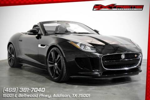 2014 Jaguar F-TYPE for sale at EXTREME SPORTCARS INC in Carrollton TX