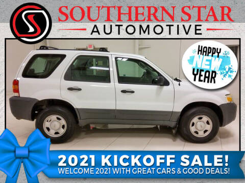 2006 Ford Escape for sale at Southern Star Automotive, Inc. in Duluth GA