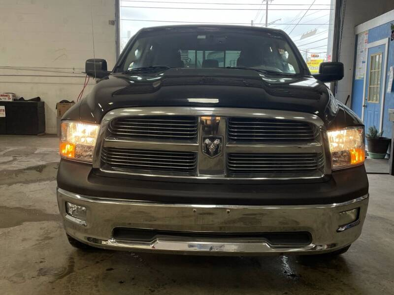 2010 Dodge Ram Pickup 1500 for sale at Ricky Auto Sales in Houston TX