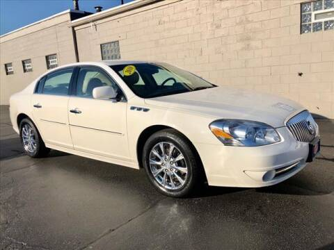 2010 Buick Lucerne for sale at Richardson Sales & Service in Highland IN