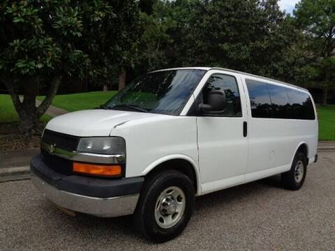 2008 Chevrolet Express Passenger for sale at Houston Auto Preowned in Houston TX