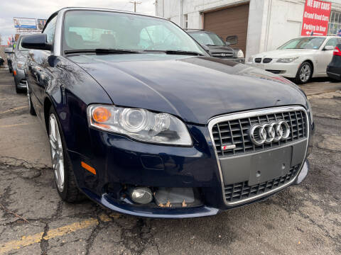 2009 Audi A4 for sale at GRAND USED CARS  INC in Little Ferry NJ