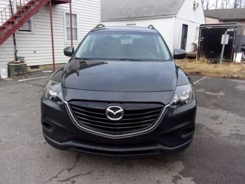 2014 Mazda CX-9 for sale at Balic Autos Inc in Lanham MD