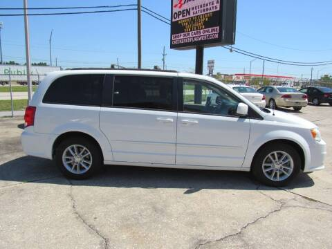 2014 Dodge Grand Caravan for sale at Checkered Flag Auto Sales NORTH in Lakeland FL
