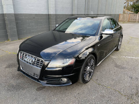2011 Audi S4 for sale at APX Auto Brokers in Lynnwood WA