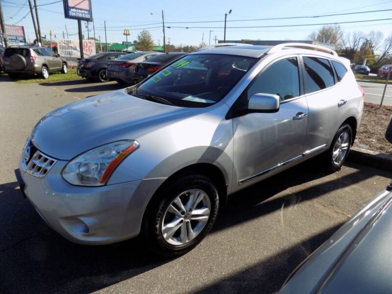2013 Nissan Rogue for sale at Pro-Motion Motor Co in Lincolnton NC