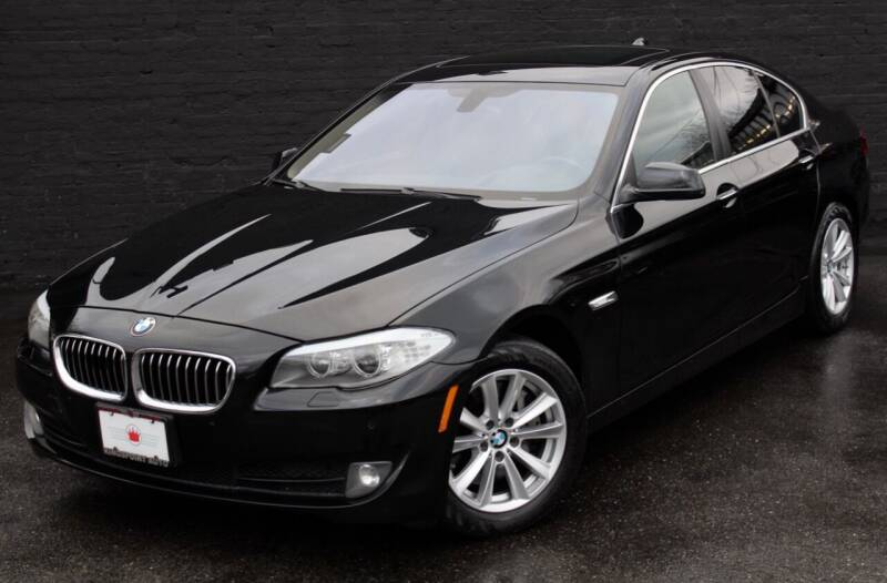 2013 BMW 5 Series for sale at Kings Point Auto in Great Neck NY