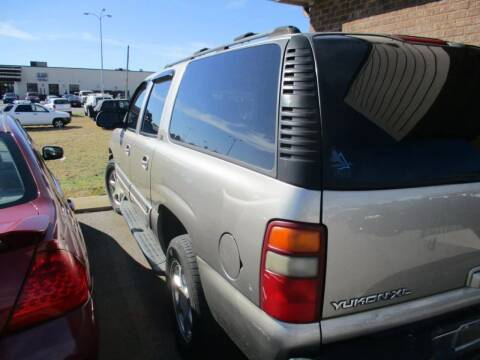 2003 GMC Yukon XL for sale at Z Motors in Chattanooga TN