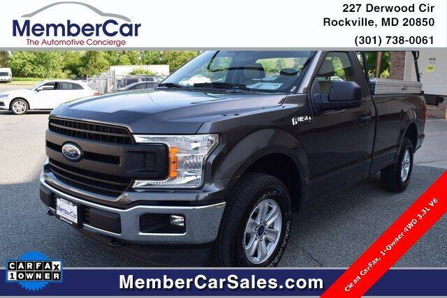 2018 Ford F-150 for sale in Rockville, MD