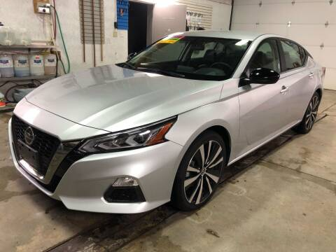 2019 Nissan Altima for sale at AutoWorx Sales in Columbia City IN