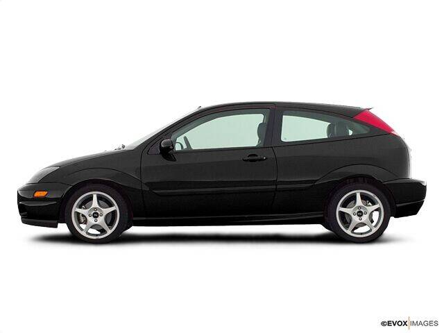 2004 Ford Focus for sale at Jamerson Auto Sales in Anderson IN