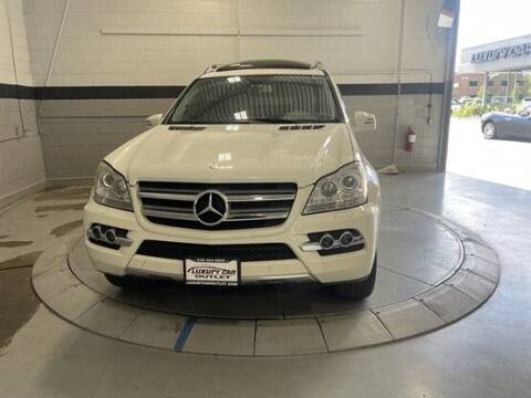 2011 Mercedes-Benz GL-Class for sale at Luxury Car Outlet in West Chicago IL