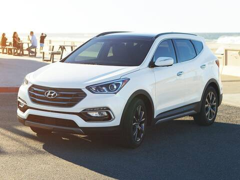 2018 Hyundai Santa Fe Sport for sale at MILLENNIUM HONDA in Hempstead NY
