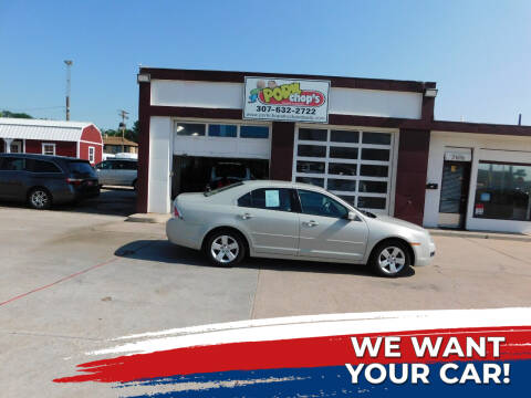 2008 Ford Fusion for sale at Pork Chops Truck and Auto in Cheyenne WY