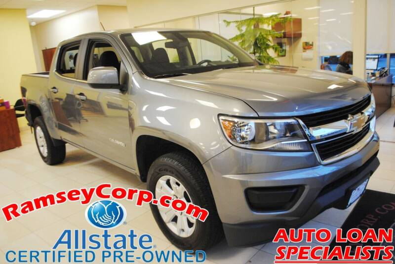 2020 Chevrolet Colorado for sale at Ramsey Corp. in West Milford NJ