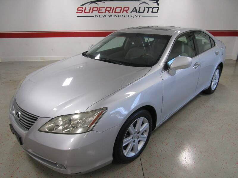 2007 Lexus ES 350 for sale at Superior Auto Sales in New Windsor NY