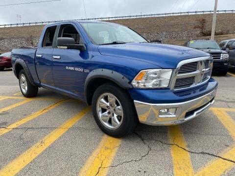 2011 RAM Ram Pickup 1500 for sale at Irving Auto Sales in Whitman MA