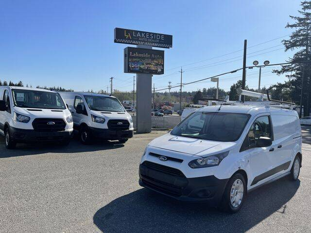 2014 Ford Transit Connect Cargo for sale at Lakeside Auto in Lynnwood WA