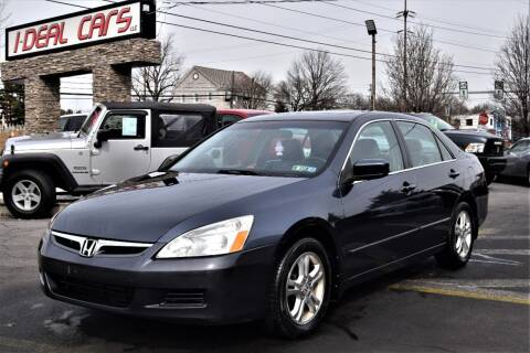 2007 Honda Accord for sale at I-DEAL CARS in Camp Hill PA