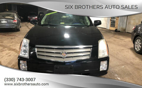 2004 Cadillac SRX for sale at Six Brothers Auto Sales in Youngstown OH