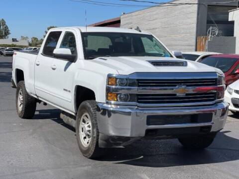 2018 Chevrolet Silverado 2500HD for sale at Brown & Brown Wholesale in Mesa AZ