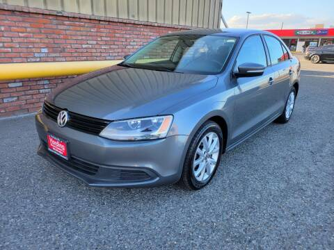 2012 Volkswagen Jetta for sale at Harding Motor Company in Kennewick WA